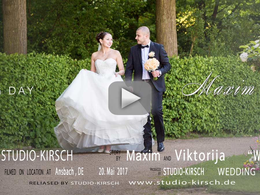 Video Maxim & Viktorija